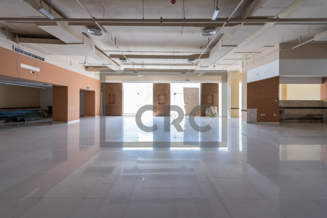 5,188 sq.ft. Retail in Dubai Media City, Business Central A for AED 1,120,000