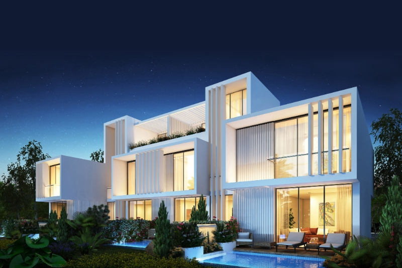 5 Bedroom Townhouse For Sale in  Aster,  The Roots Akoya Oxygen   3