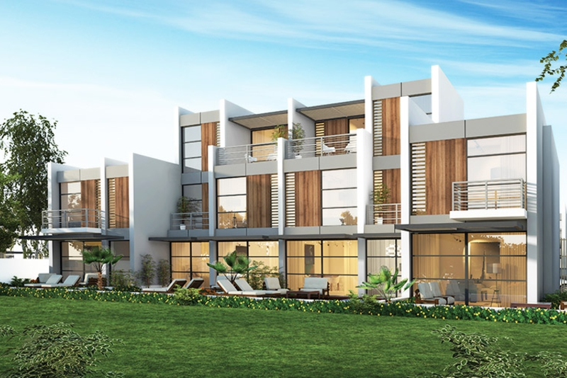 5 Bedroom Townhouse For Sale in  Aster,  The Roots Akoya Oxygen   7