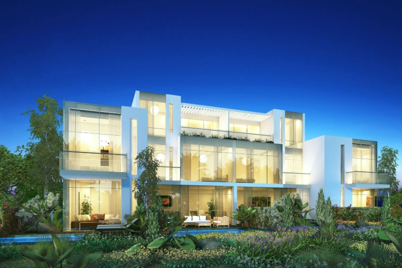 5 Bedroom Townhouse For Sale in  Aster,  The Roots Akoya Oxygen   4