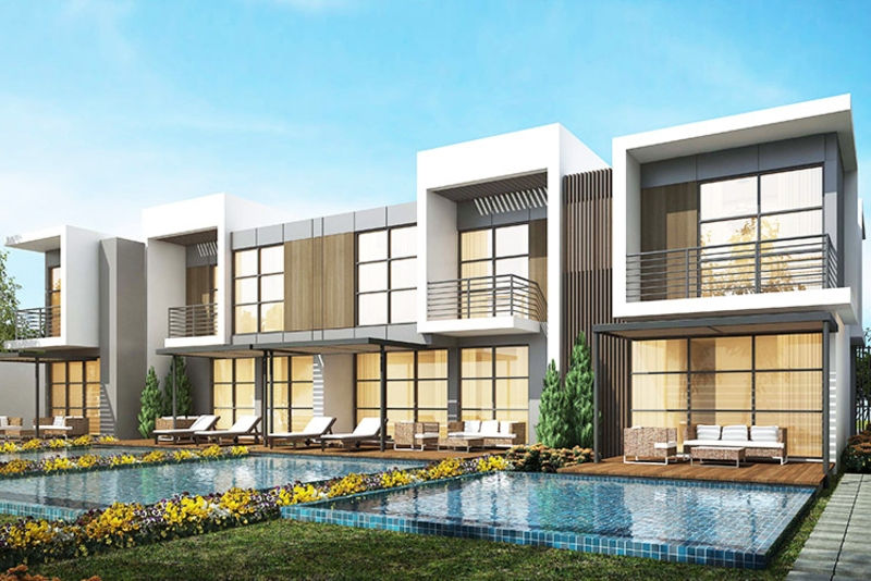 5 Bedroom Townhouse For Sale in  Aster,  The Roots Akoya Oxygen   6