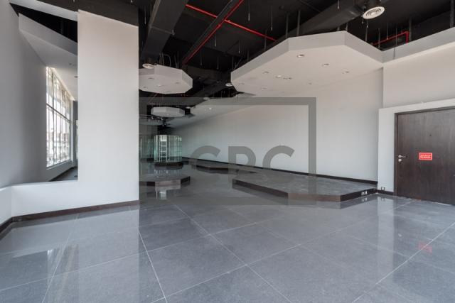 retail for rent in al garhoud, al nisf building   1
