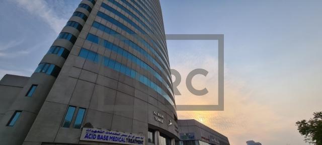 office for rent in deira, al reem tower | 17