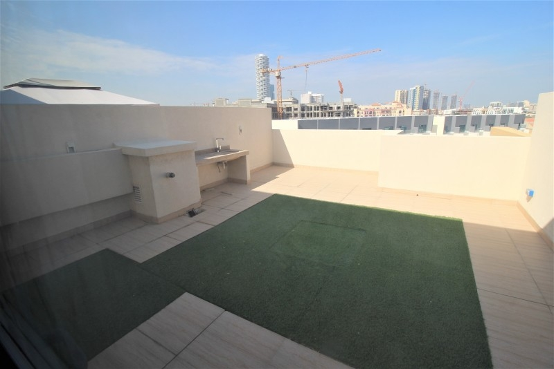 4 Bedroom Townhouse For Rent in  Lilac Park,  Jumeirah Village Circle | 15