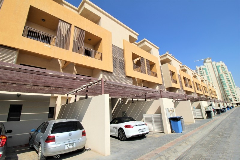 4 Bedroom Townhouse For Rent in  Lilac Park,  Jumeirah Village Circle | 17