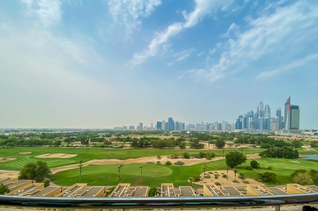 Golf Tower 3, The Views