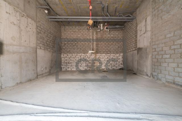 703 sq.ft. Retail in Arjan, Resortz By Danube for AED 77,364