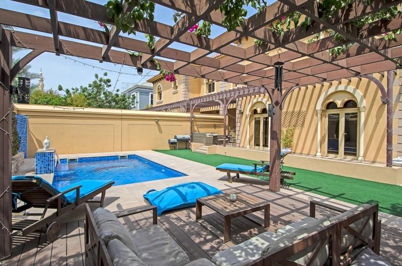 4 Bedroom Villa For Sale in  Andalusian Villa,  Falcon City of Wonders   1