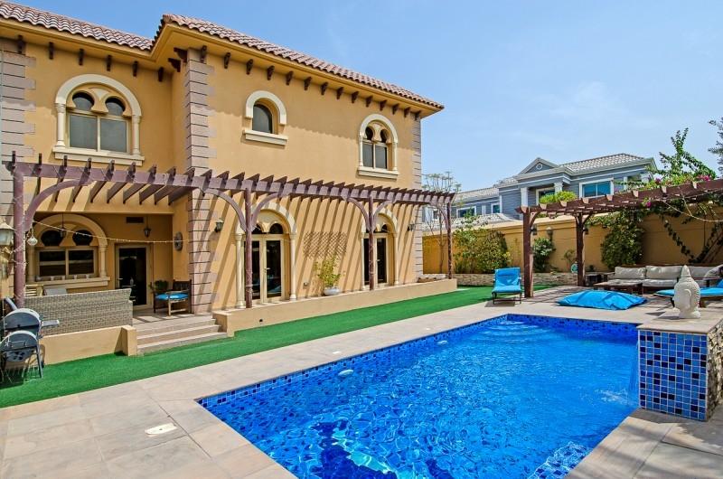 4 Bedroom Villa For Sale in  Andalusian Villa,  Falcon City of Wonders   0