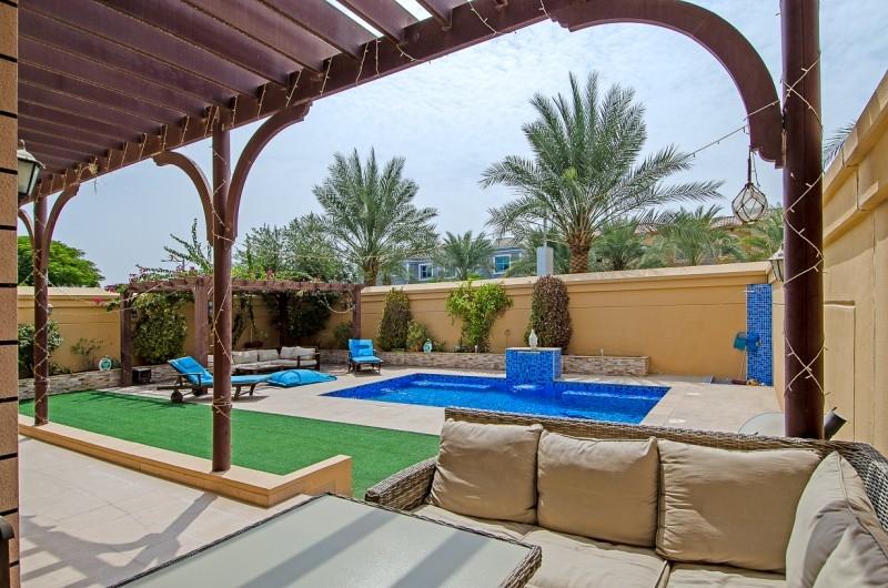 4 Bedroom Villa For Sale in  Andalusian Villa,  Falcon City of Wonders   2