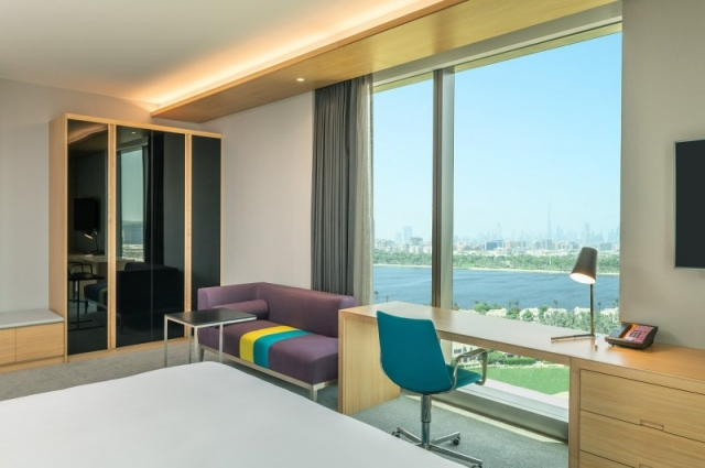 Aloft City Center Deira, Deira