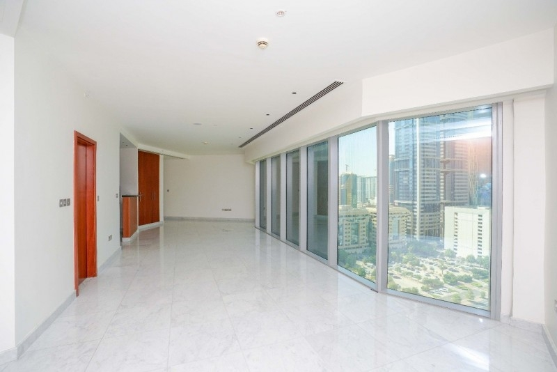 Studio Apartment For Rent in  Central Park Residential Tower,  DIFC | 1