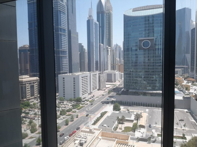Studio Apartment For Rent in  Central Park Residential Tower,  DIFC | 8