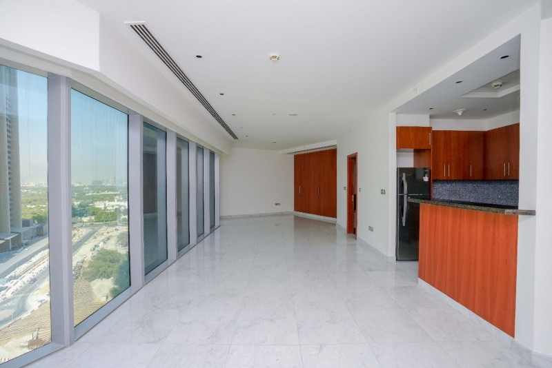 Studio Apartment For Rent in  Central Park Residential Tower,  DIFC | 0