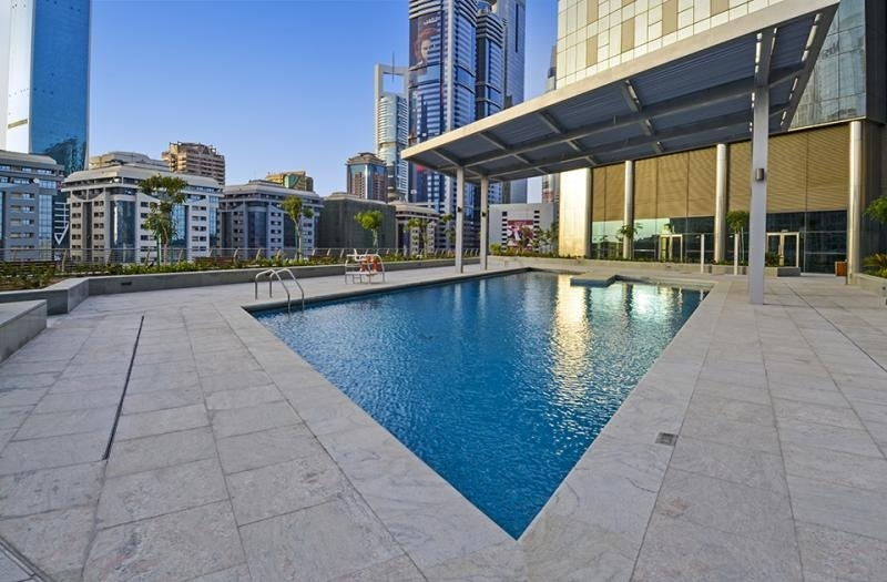 Studio Apartment For Rent in  Central Park Residential Tower,  DIFC | 10