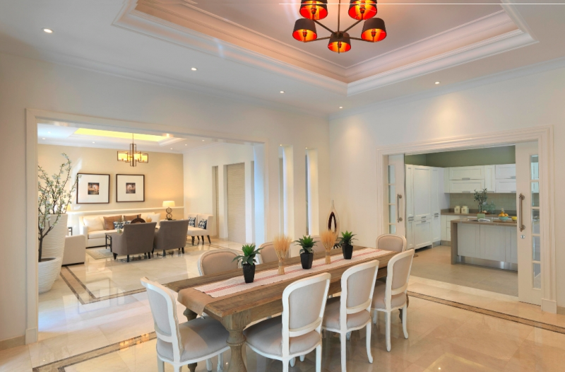 4 Bedroom Villa For Sale in  District One Villas,  Mohammad Bin Rashid City | 1