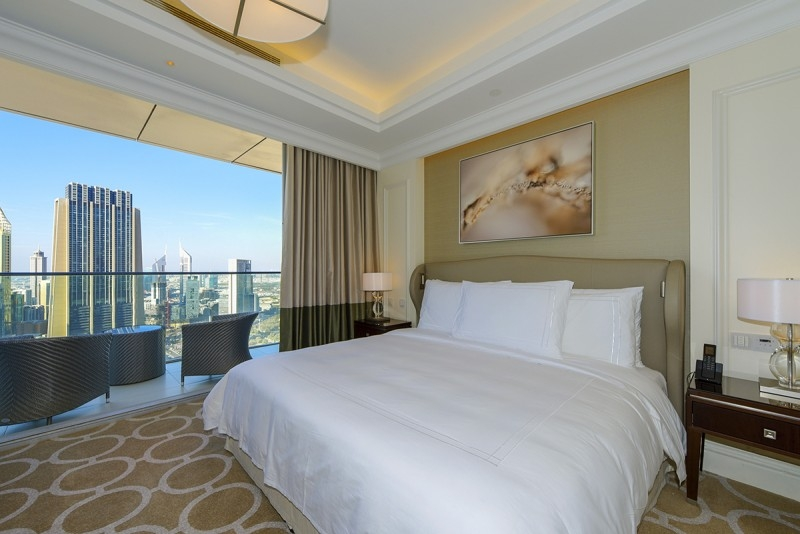2 Bedroom Apartment For Rent in  The Address The BLVD,  Downtown Dubai | 5
