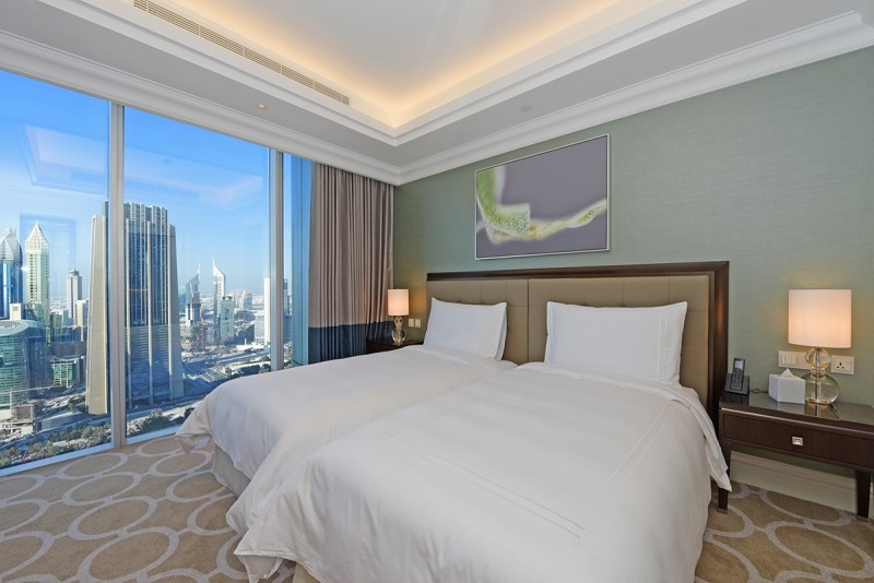 2 Bedroom Apartment For Rent in  The Address The BLVD,  Downtown Dubai | 8