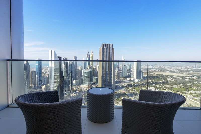 2 Bedroom Apartment For Rent in  The Address The BLVD,  Downtown Dubai | 11