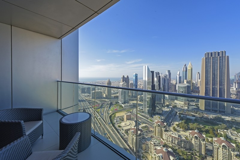 2 Bedroom Apartment For Rent in  The Address The BLVD,  Downtown Dubai | 12