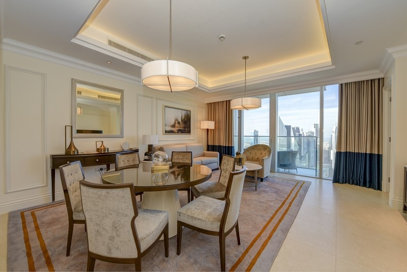 2 Bedroom Apartment For Rent in  The Address The BLVD,  Downtown Dubai | 2