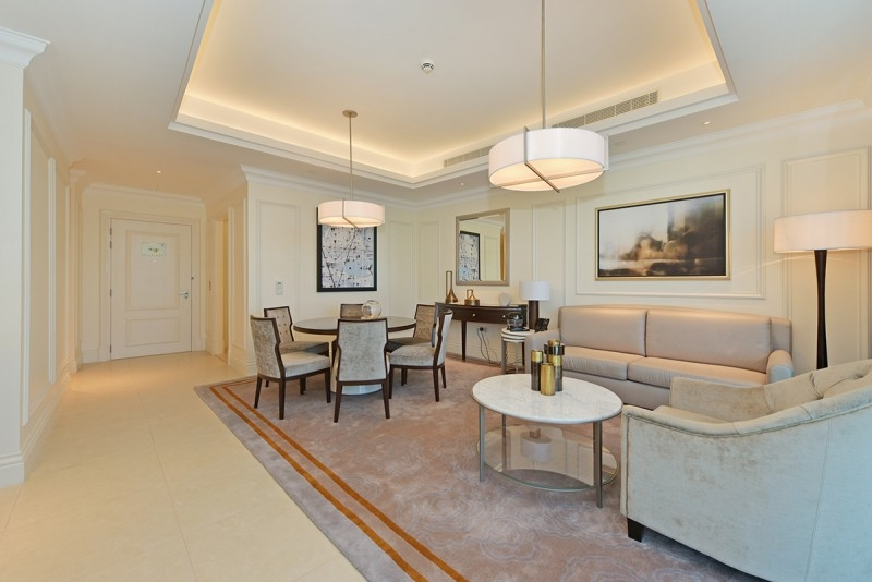2 Bedroom Apartment For Rent in  The Address The BLVD,  Downtown Dubai | 4