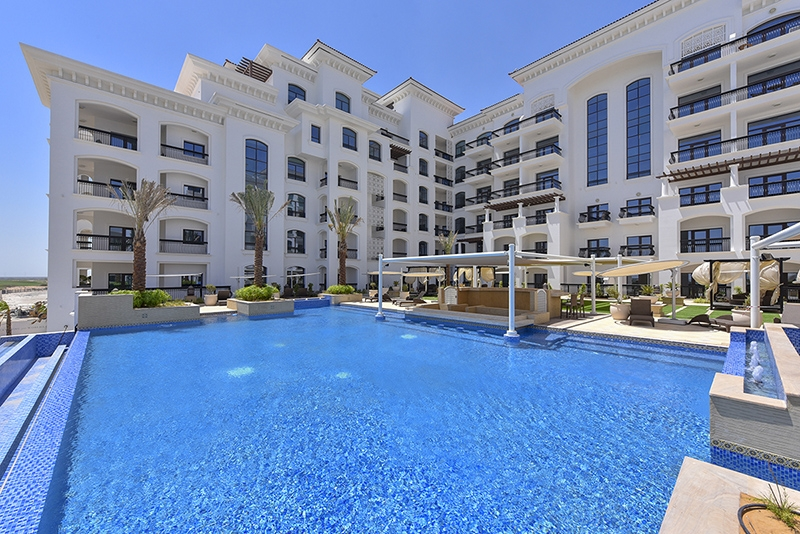 1 Bedroom Apartment For Short Term Rental in  Ansam 1,  Yas Island | 16