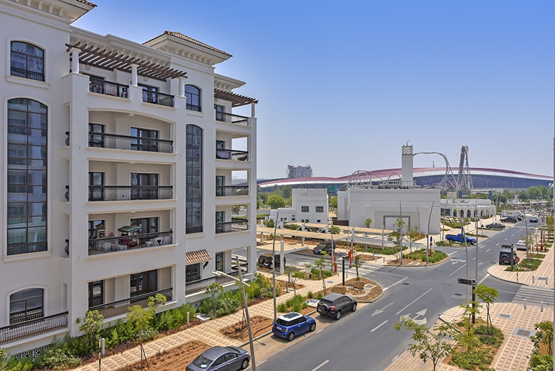 1 Bedroom Apartment For Short Term Rental in  Ansam 1,  Yas Island | 6