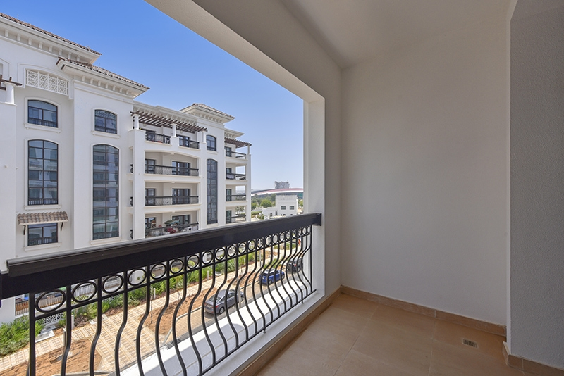 1 Bedroom Apartment For Short Term Rental in  Ansam 1,  Yas Island | 9
