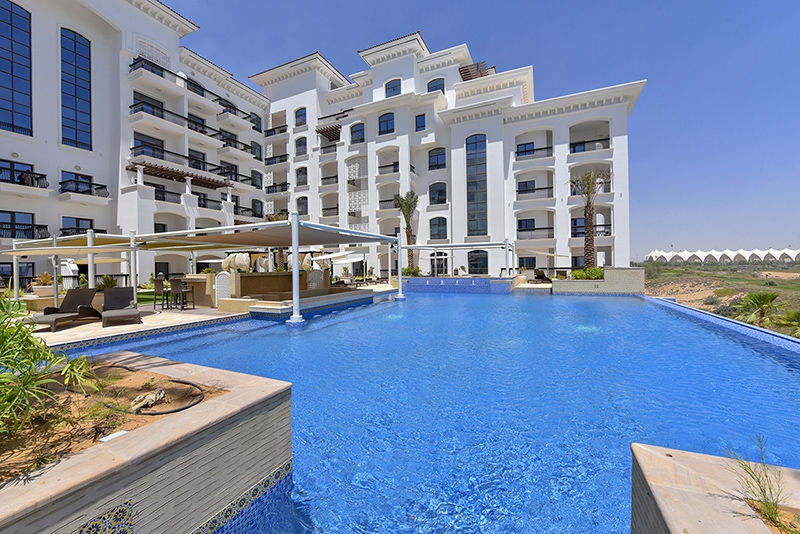 1 Bedroom Apartment For Short Term Rental in  Ansam 1,  Yas Island | 14