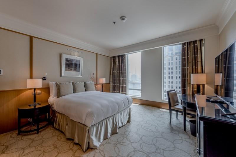 2 Bedroom Hotel Apartment For Rent in  Ritz Carlton,  DIFC   3