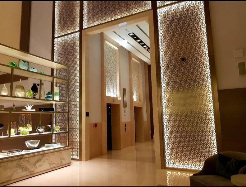 Studio Hotel Apartment For Rent in  The Address Dubai Mall,  Downtown Dubai   13