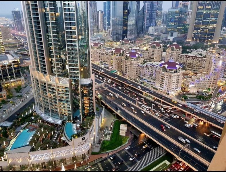 Studio Hotel Apartment For Rent in  The Address Dubai Mall,  Downtown Dubai   16