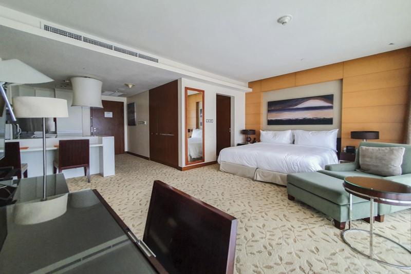 Studio Hotel Apartment For Rent in  The Address Dubai Mall,  Downtown Dubai   2