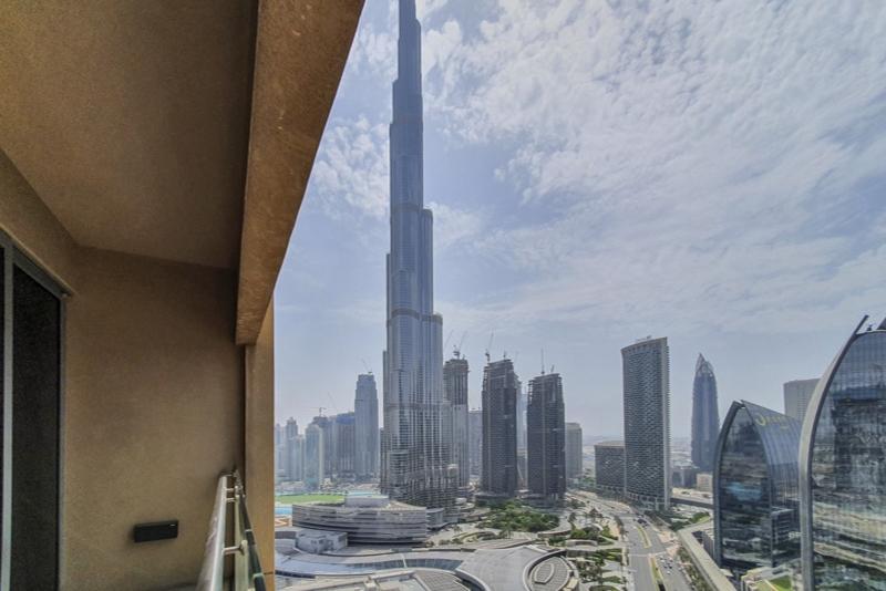 Studio Hotel Apartment For Rent in  The Address Dubai Mall,  Downtown Dubai   8