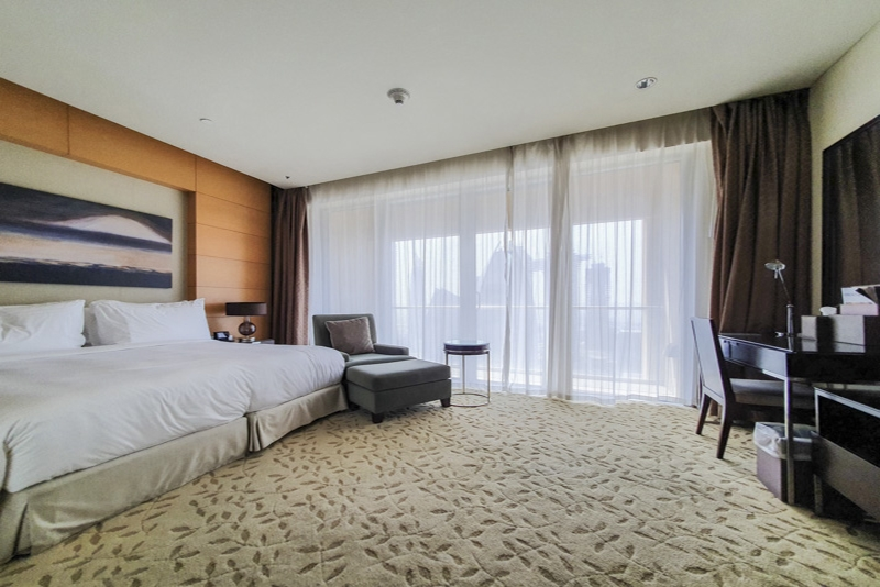Studio Hotel Apartment For Rent in  The Address Dubai Mall,  Downtown Dubai   1