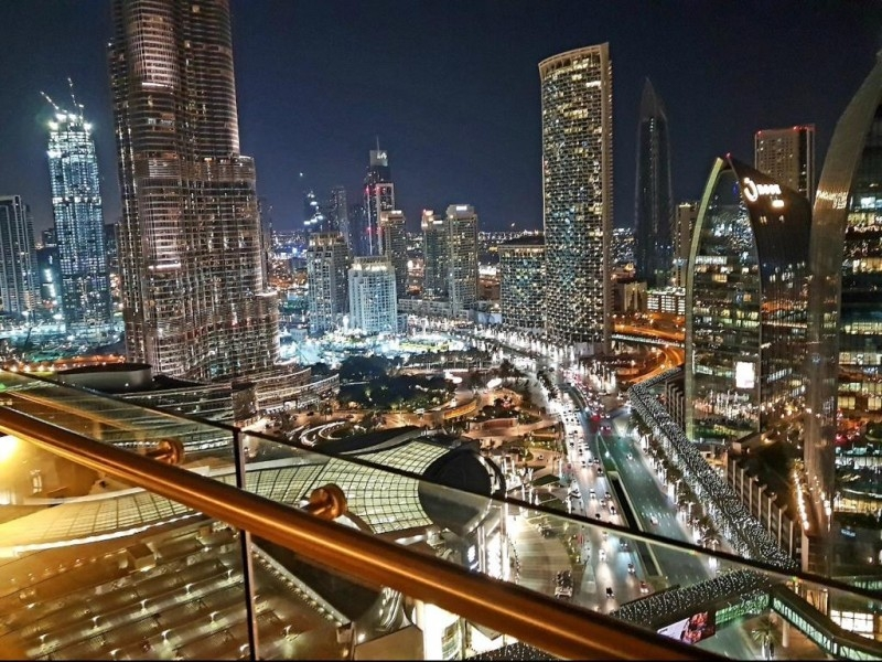 Studio Hotel Apartment For Rent in  The Address Dubai Mall,  Downtown Dubai | 13