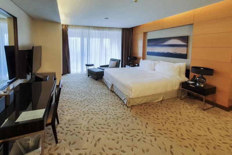 Studio Hotel Apartment For Rent in  The Address Dubai Mall,  Downtown Dubai | 6