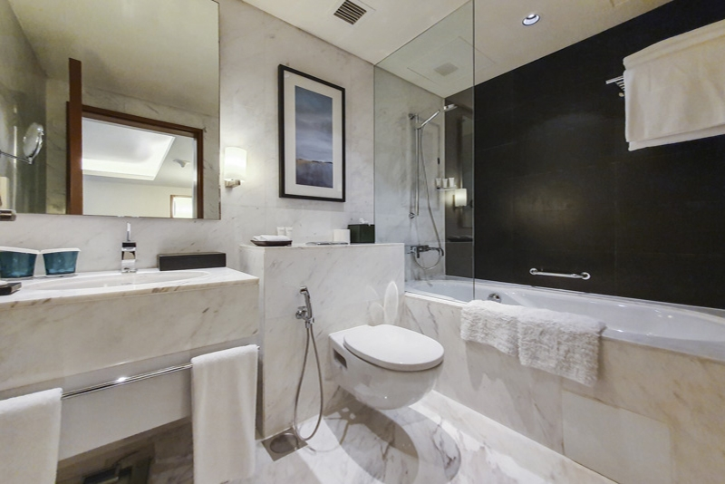 Studio Hotel Apartment For Rent in  The Address Dubai Mall,  Downtown Dubai | 7