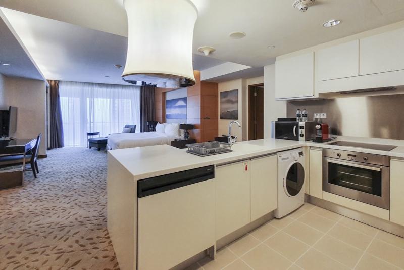 Studio Hotel Apartment For Rent in  The Address Dubai Mall,  Downtown Dubai | 3