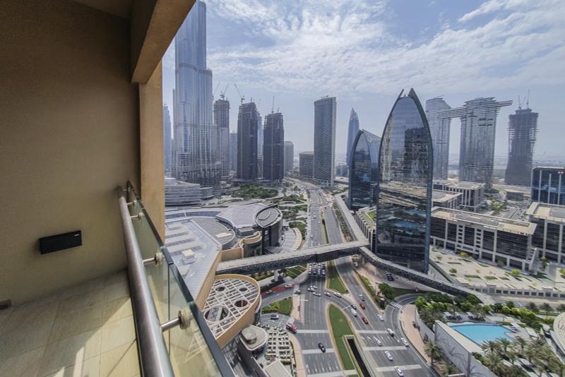 Studio Hotel Apartment For Rent in  The Address Dubai Mall,  Downtown Dubai | 8