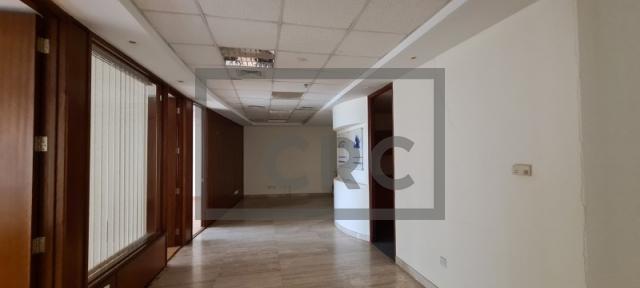 office for rent in deira, al reem tower | 1