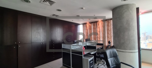 office for rent in deira, al reem tower | 7