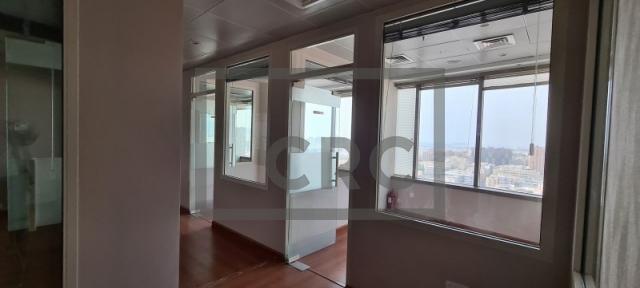 office for rent in deira, al reem tower | 4