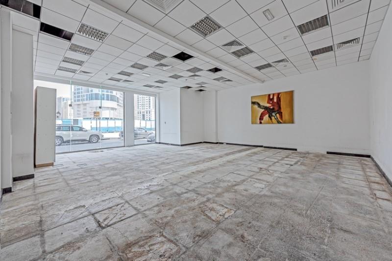 Studio Shop For Rent in  Al Ghazal Tower,  Al Khan | 0
