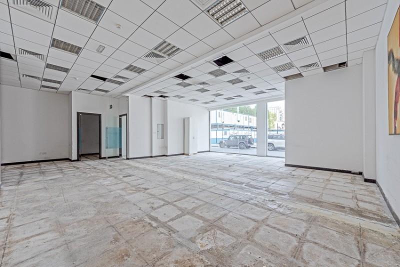 Studio Shop For Rent in  Al Ghazal Tower,  Al Khan | 2