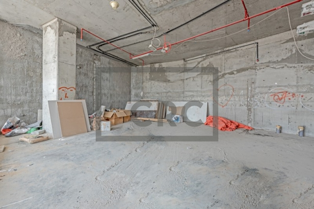 734 sq.ft. Retail in Business Bay, The Vogue for AED 73,431