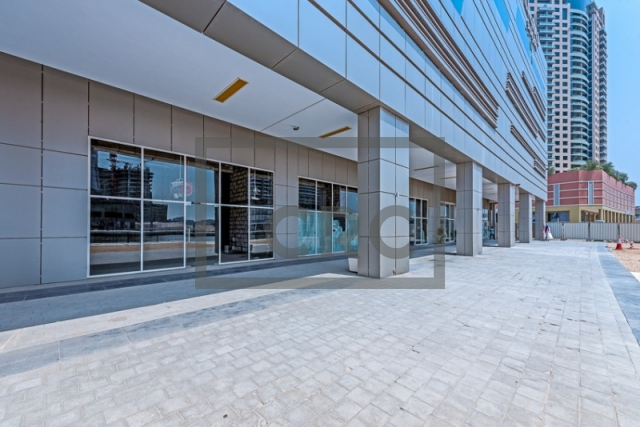 retail for rent in business bay, the vogue | 2