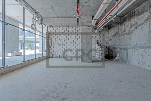 692 sq.ft. Retail in Business Bay, The Vogue for AED 69,244