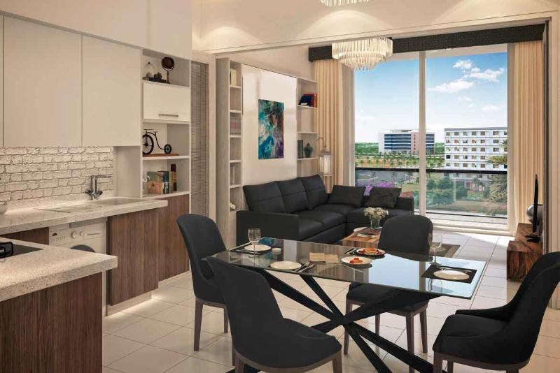 Studio Apartment For Sale in  Jewelz by Danube,  Arjan | 1
